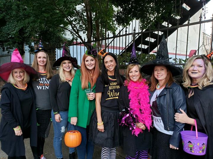 United Way Witches Ride 2019