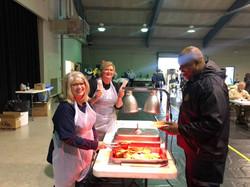Pancake Day Volunteers