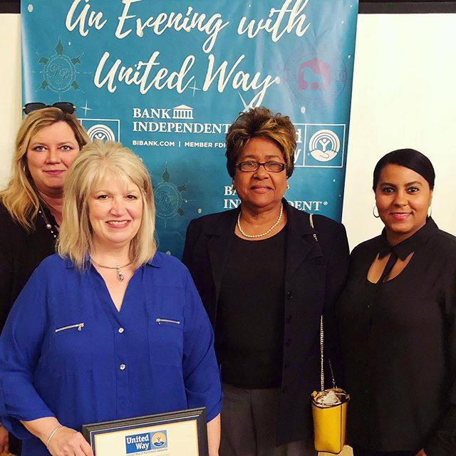 """Evening with United Way"""