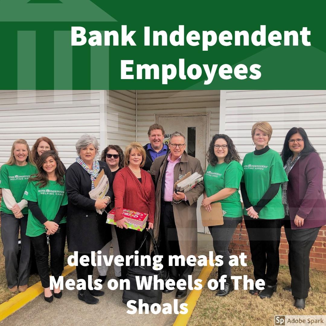 Bank Independent Team Delivers