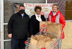 Salvation Army Angel Tree Doates Meals f