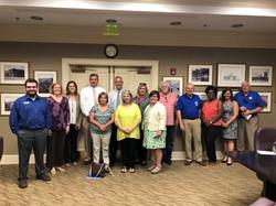 Shoals Chamber Nonprofit Meeting