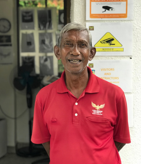 MEET GUNA AND HIS LOVE FOR SINGAPORE'S NATIONAL DISH