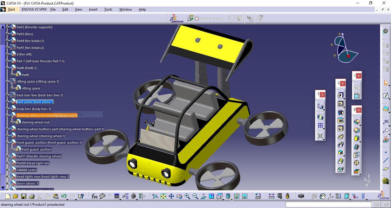 Computer Aided Design - Abinash Mohapatra