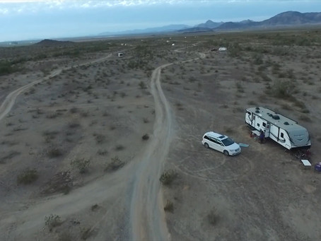 Saddle Mountain BLM | Phoenix Boondocking Part 2