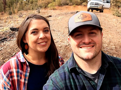 Bannie Mine (Prescott Basin NF) | AZ Boondocking