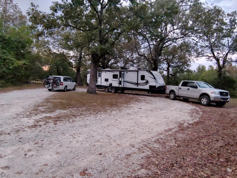 Mincy Conservation Area | MO Boondocking