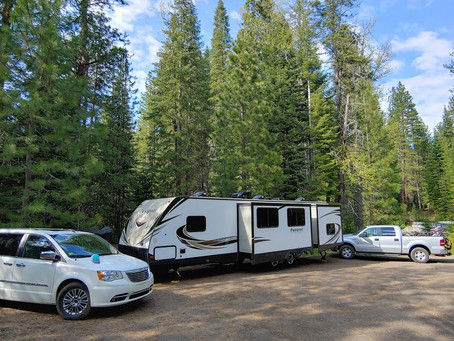 Crater Lake (Annie Sno Park) | OR Boondocking