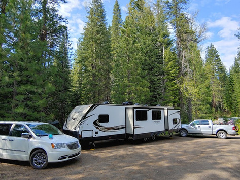 Crater Lake (Annie Sno Park)   OR Boondocking