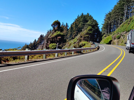 Oregon Coast Hwy | OR Boondocking