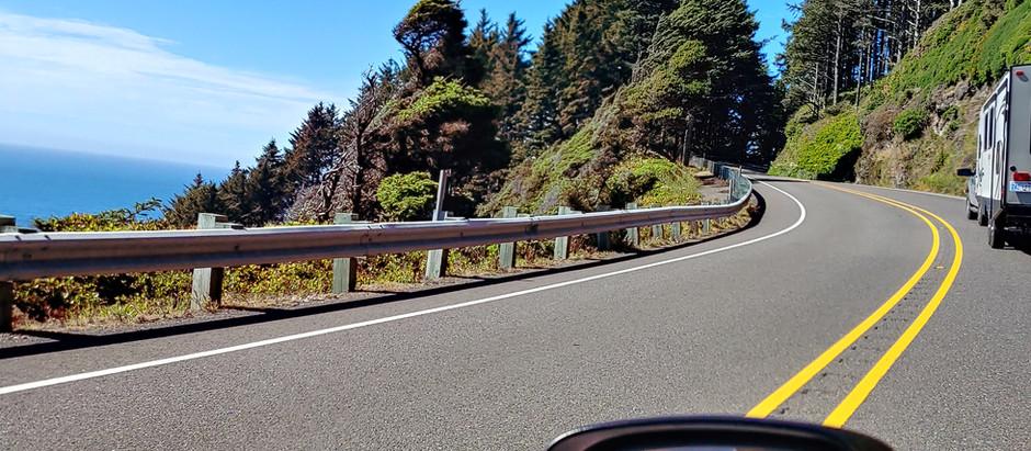 Oregon Coast Hwy | OR Boondocking