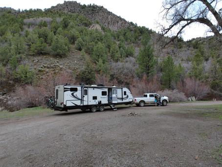 Clear Creek Canyon | UT Boondocking