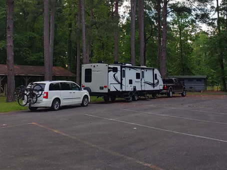 Belmont Park Campground | AL Boondocking