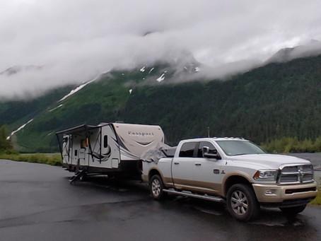 Exit Glacier Rd NF | AK Boondocking