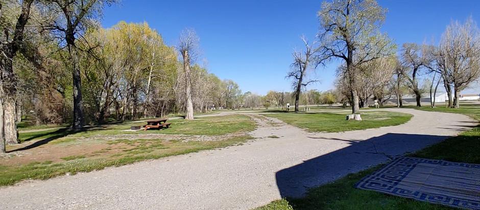 Choteau City Park   MT Boondocking