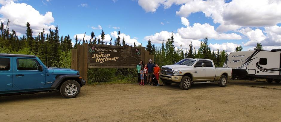Dalton Highway   AK Boondocking