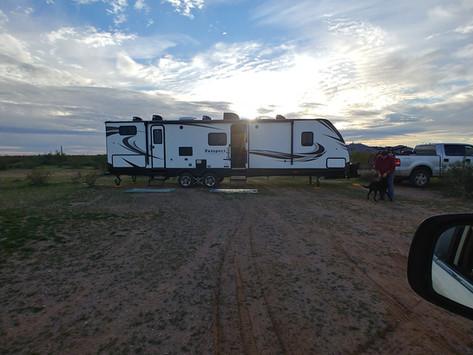 Morristown AZ State Trust Land | Phoenix Boondocking Part  4