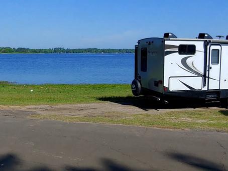 Lake Holbrook County Park | TX Boondocking