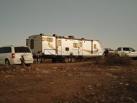 Jack's Canyon Coconino National Forest | AZ Boondocking