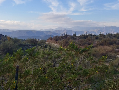 Black Canyon BLM | Phoenix Boondocking Part 1