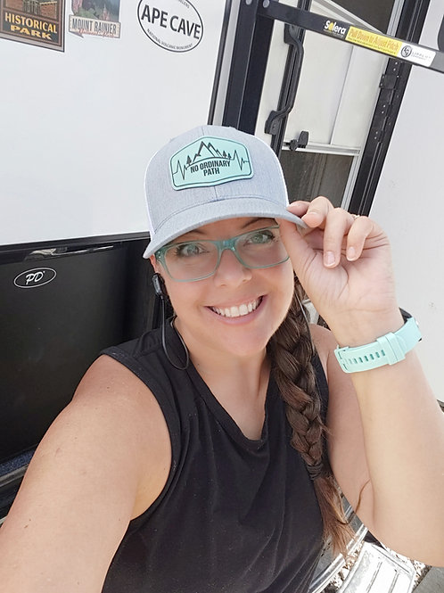 No Ordinary Path Trucker Hat