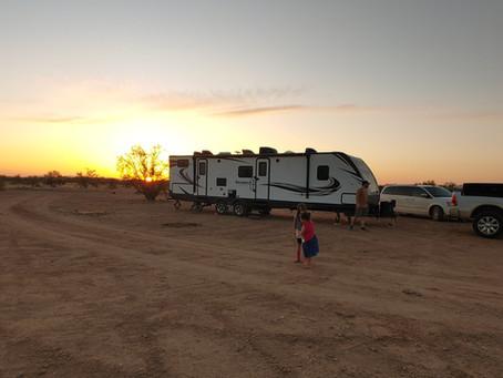 Gold Canyon State Trust Land | AZ Boondocking