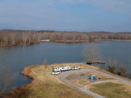 Lake Mauzy | KY Boondocking