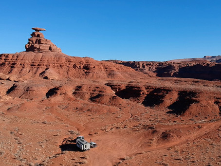 Mexican Hat BLM (Monument Valley) | UT Boondocking