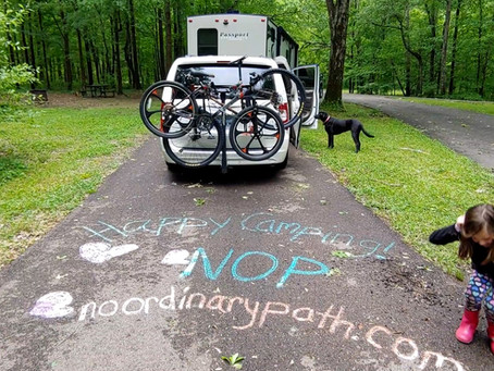 Rocky Springs Campground | MI Boondocking