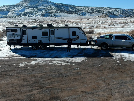 Rabbit Valley BLM | CO Boondocking