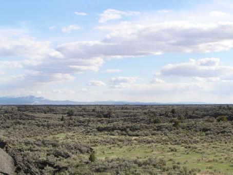 Hell's Half Acre | Idaho Boondocking