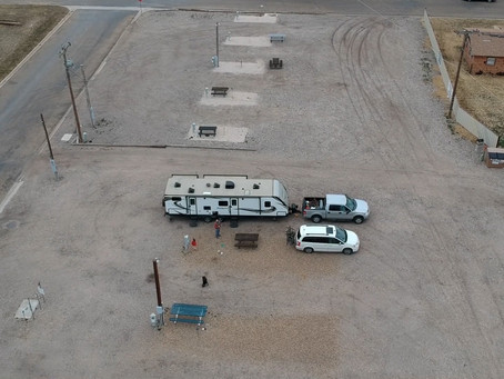 The Ray and Donna West RV Park | TX Boondocking