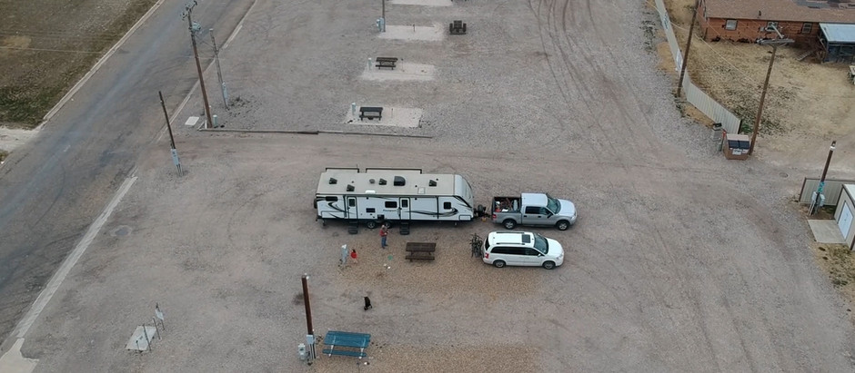 The Ray and Donna West RV Park   TX Boondocking