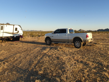 New River State Trust Land | AZ Boondocking