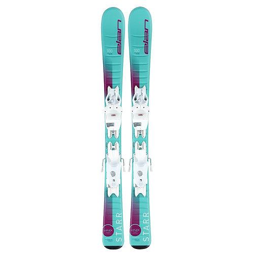Elan Starr w/ 4.5 QS Skis - Kids 20/21
