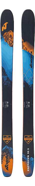 Nordica Enforcer Jr. 95 S Skis - Kids 20/21