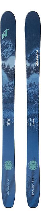 Nordica Santa Ana Jr. 95 S Skis - Kids 20/21