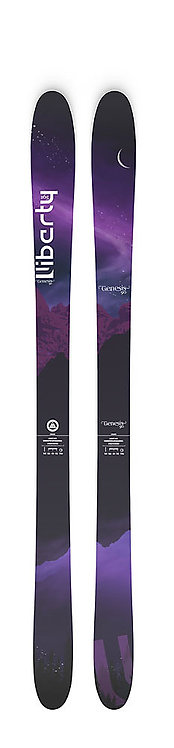 Liberty Genesis 90 Skis - Women's 2020-21