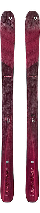 Blizzard Black Pearl 97 Skis - Womens 20/21