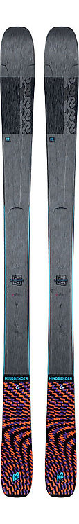 K2 Mindbender 88Ti Alliance Skis - Womens 20/21
