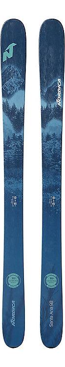 Nordica Santa Ana 98 Skis - Women's 2020-21
