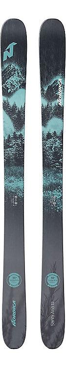 Nordica Santa Ana 104 Free Skis - Womens 20/21