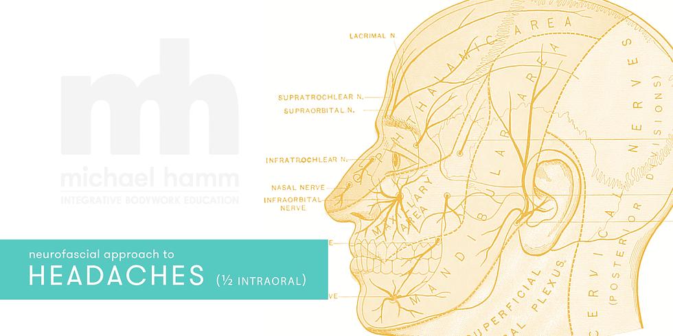 ONLINE - Neurofascial Approach to Headaches