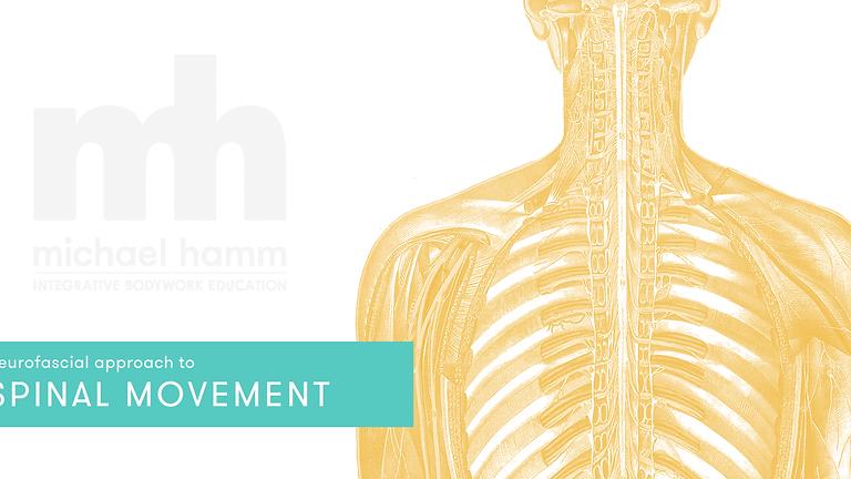 ONLINE - Neurofascial Approach to Spinal Movement
