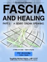 A Sense Organ Speaking