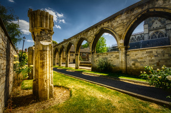 Infirmary arches II