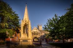 Bishop Hooper's Monument