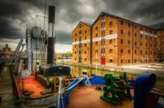 Biddles and Shiptons Warehouses