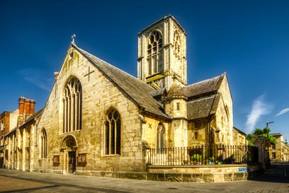 St. Mary de Crypt