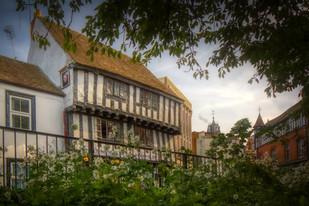 Kingsholm, Hare Lane and Worcester Street